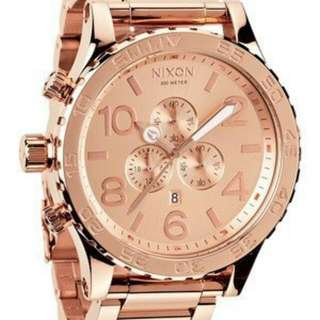 Nixon 52-30 Watch (Brand New)
