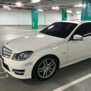 W204 Benz C250