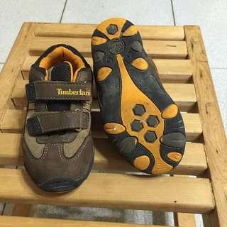 8成新timberland童鞋