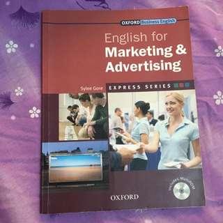 English For Marketing & Advertising