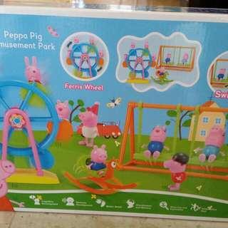 Peppa Pig Amusement Park