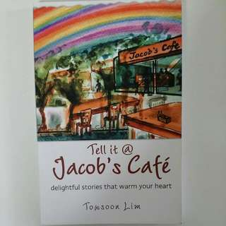 Tell It @ Jacob's Cafe