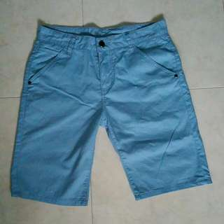 Blue Short/Berm