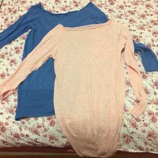 長版針織衫