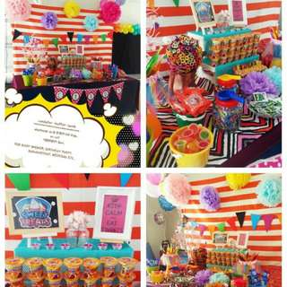 Candy-Booth