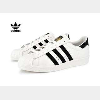 (含運) Adidas Superstar金標
