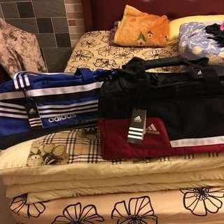 (新)愛迪達旅行袋