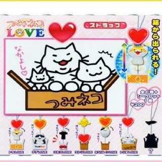 貓咪疊疊樂吊飾