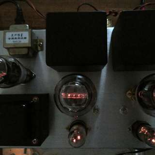 Audion 300B Single Ended 9Watts complete point wiring w/o Tubes.