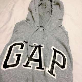 正 Gap帽t 灰 男xs