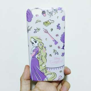 長髮公主i6手機軟殼