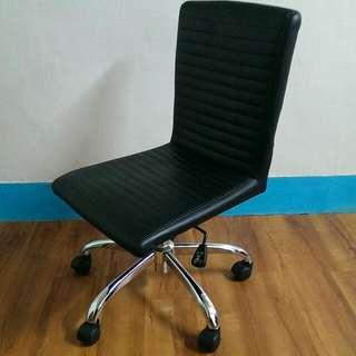 皮質電腦椅(二手)