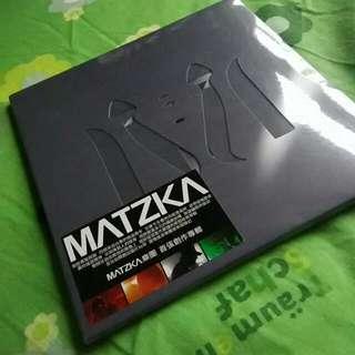 🚚 MATZKA樂團首張+第二張專輯