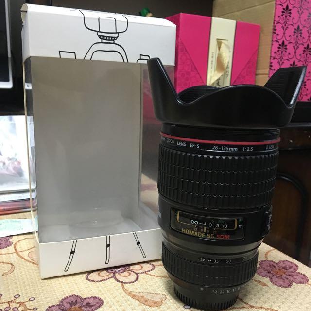 鏡頭造型杯