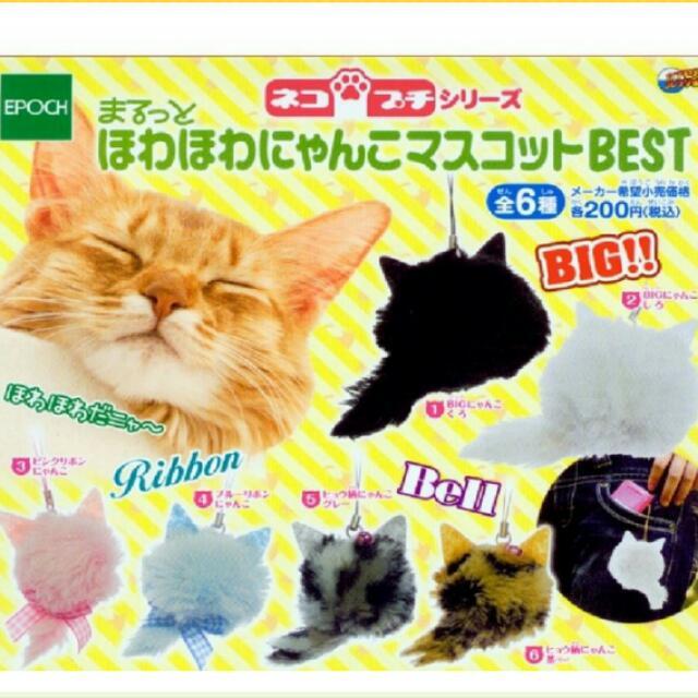 貓咪絨毛吊飾