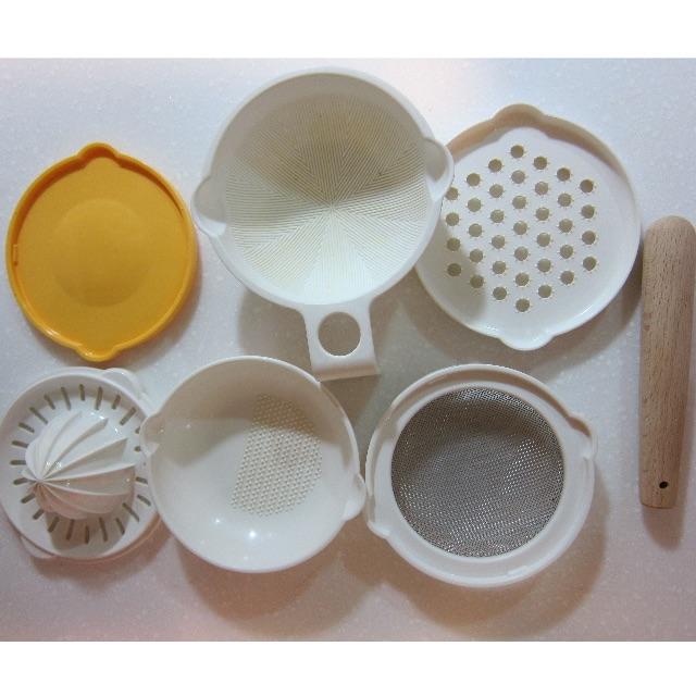 貝親 副食品調理組 食品研磨器