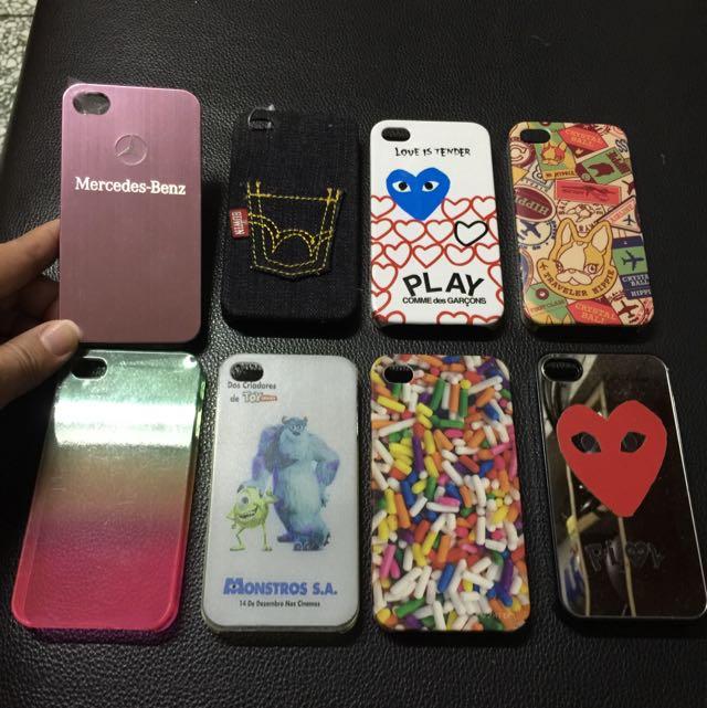 二手 Iphone4 手機殻