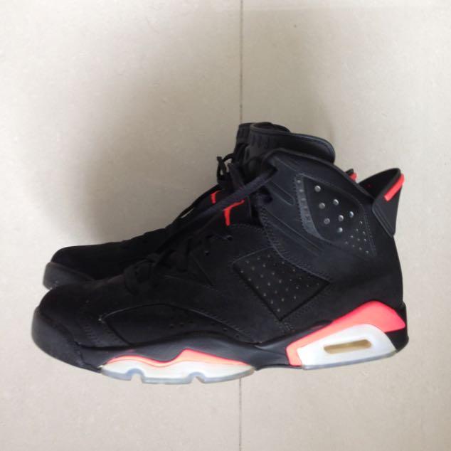 meilleure sélection b152a b98a9 Air Jordan 6 Infrared (2014) Size 9