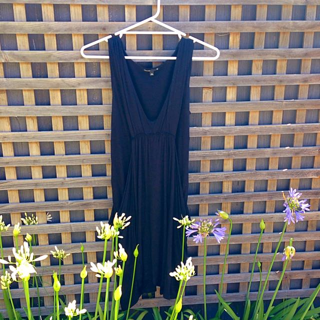 Black Tokito Dress Size 10