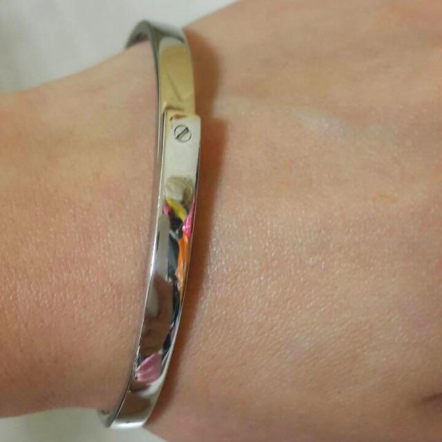 日系品牌Bloom純銀手環