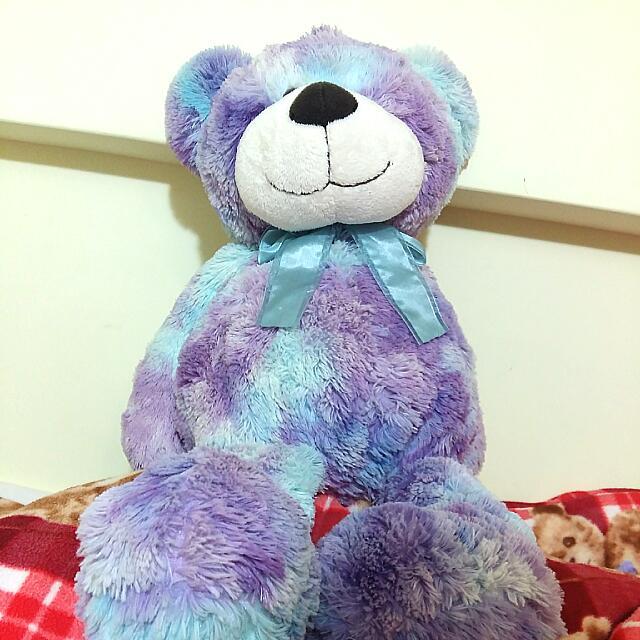 (含運) Colorrich彩虹熊