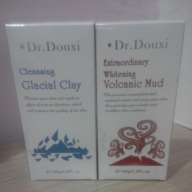 Dr.Douxi朵璽冰河泥、火山泥