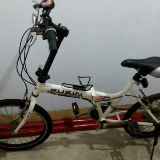FUNSIN 5段變速 24吋腳踏車