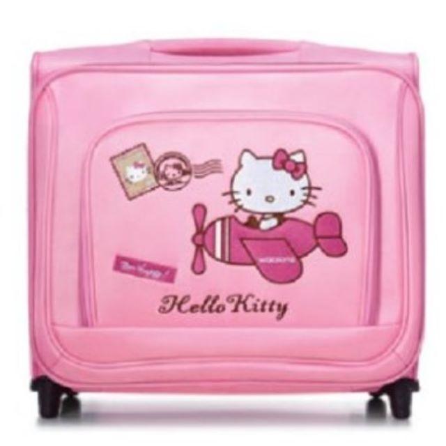 Hello kitty登機箱