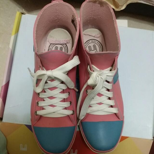 Lebunny bleu鞋~