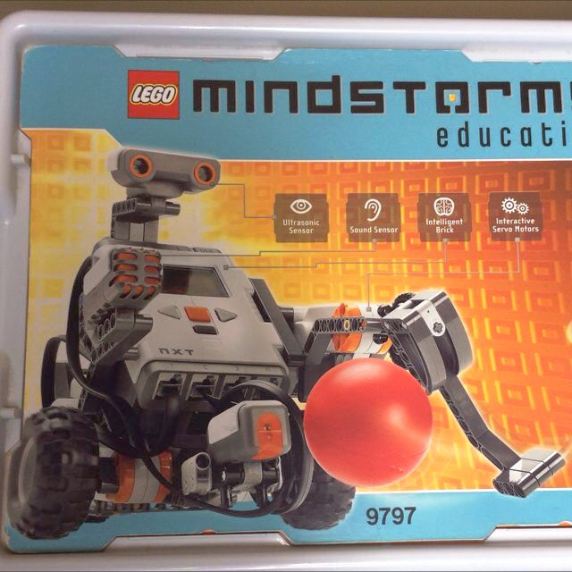 LEGO MINDSTORMS NXT Education Set 9797, Toys & Games on