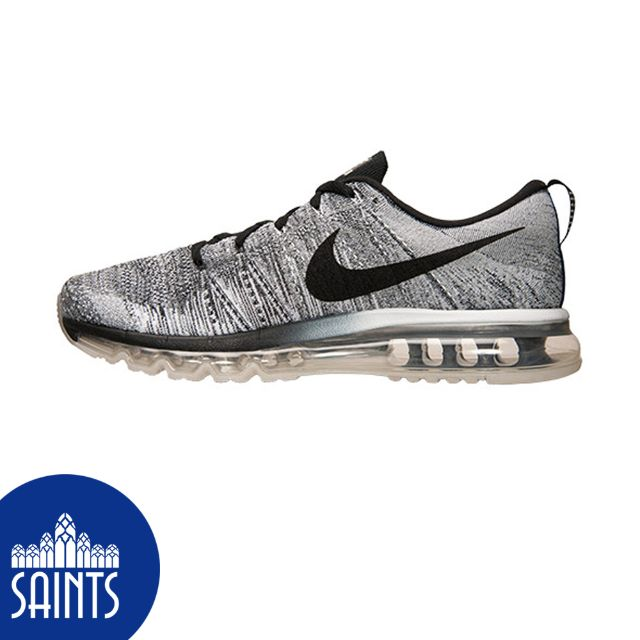 cheap for discount 2f3fb 9c62c Mens Nike Flyknit Air Max Oreo, Mens Fashion on Carousell