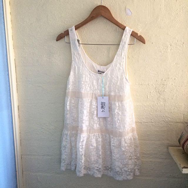 Mooloola Crochet Dress