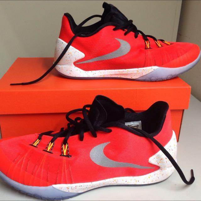 Nike Hyperchase籃球鞋  橘紅 Prm 10號