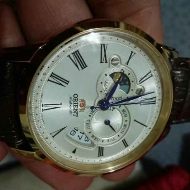 Orient 限量機械錶