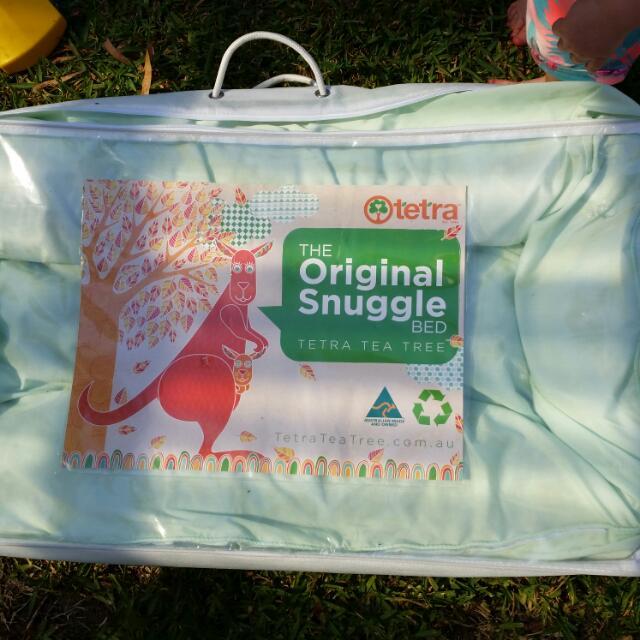 Original Snuggle Baby Tetra Bed