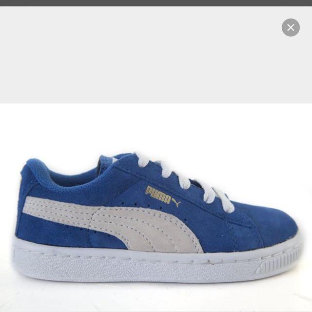 Puma Blue Shoes For Kids, Babies \u0026 Kids