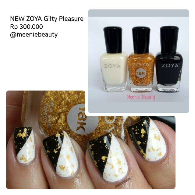 Zoya Guilty Pleasure Set