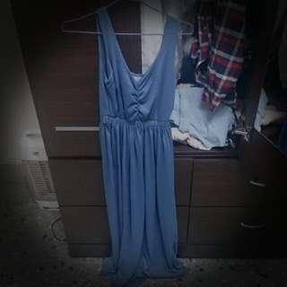 波西風  連身長裙