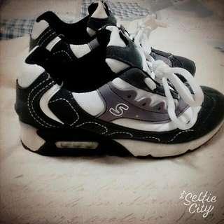 韓版ulzzang同款 大尺碼童鞋 厚底鞋