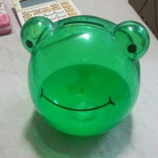 青蛙存錢筒