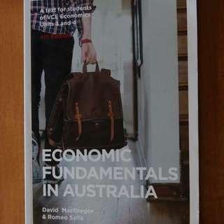 Economics Fundamentals In Australia