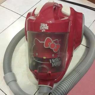 Dirt Devil Hello Kitty限量版吸塵器
