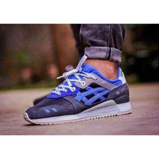 Sneaker Freaker x Asics Gel Lyte lll
