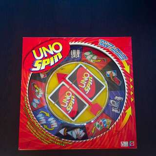 UNO A spin