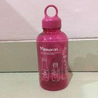 Lock & Lock Bisfree Loop Water Bottle Tritan Pink 530 ml