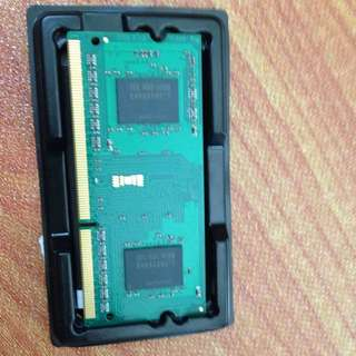 Ram Kingston Ddr3 4gb