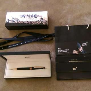 Mont Blanc萬寶龍 90週年紀念限量筆【全新】【可換物唷】