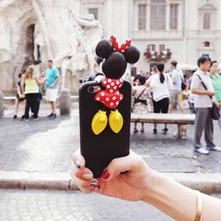 Disney iPhone 米奇米妮手機殼