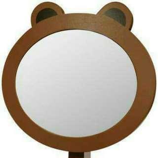 熊大頭型化妝鏡台