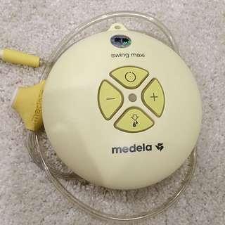 美樂 medela -新世代 SWING 雙邊電動吸乳器 擠奶器 二手 免運